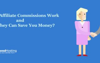 Hosting affiliate marketing commission money