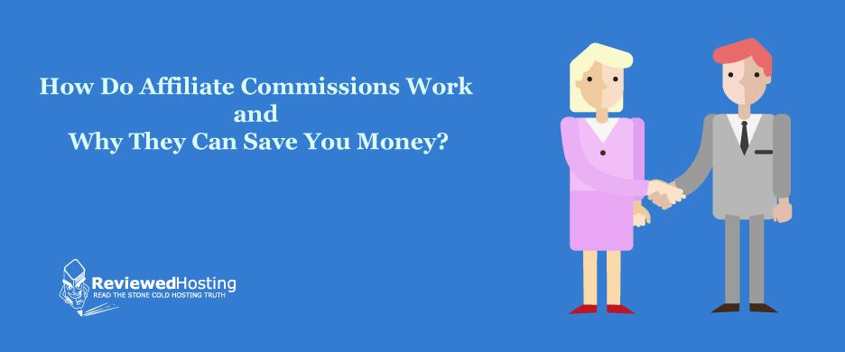Hosting affiliate marketing commission money